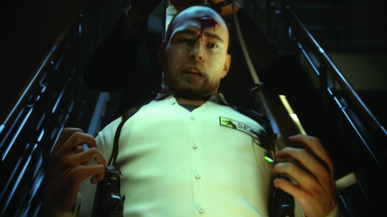 Hitman Absolution Leaked Screenshots Round 2 Unfinished Man