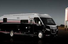 Luxury Motor Home Monaco Vesta 2 PBS