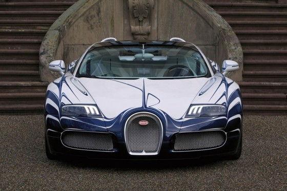 Bugatti-Veyron-L-Or-Blanc-Front