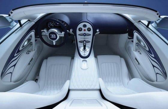 Bugatti-Veyron-L-Or-Blanc-White-Interior