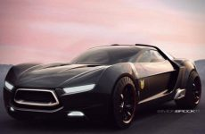 Ford Mad Max Interceptor Concept Car by Simon Brook