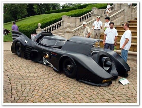Casey Putsch builds jet powered batmobile