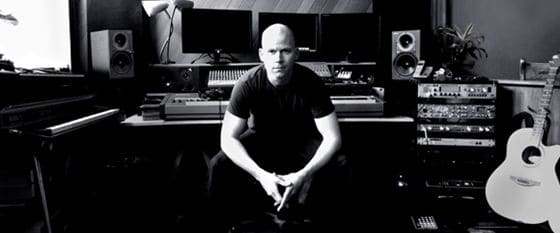 Photo of Deus Ex: Human Revolution music composer Michael McCann