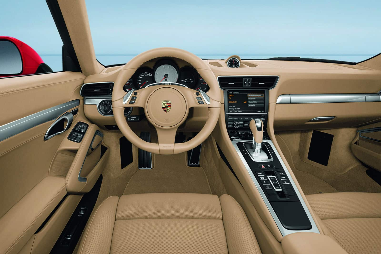 2012-Porsche-911-Carrera-991-Interior