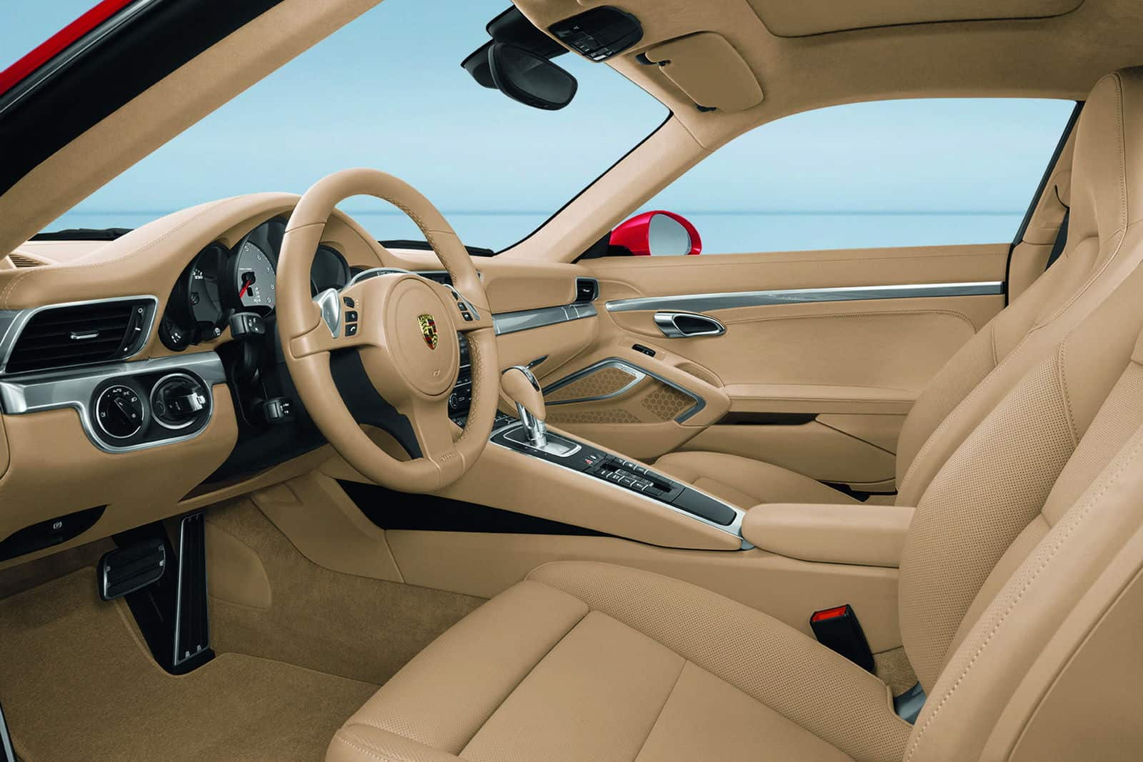 2012-Porsche-911-Carrera-991-Interior-Front