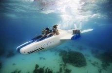 World's First Underwater Aircraft