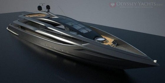 52 Meter boat by Odyssey Yacht Design