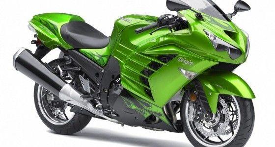 2012 Kawasaki ZX-14R Motorcycle