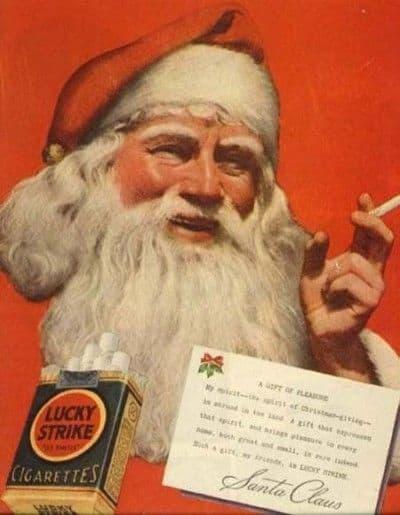 50s Cigarette Ad
