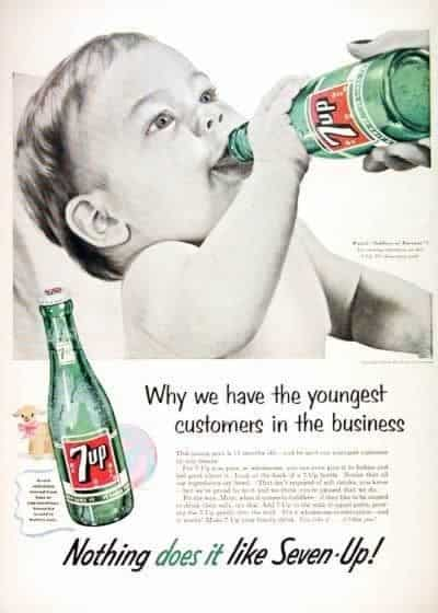 Ads From The 50s