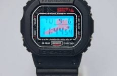 Astro Boy 60th Anniversary G-Shock Watch