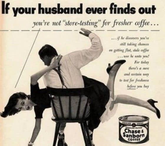 Husband Beating Wife Advertisement e1321923941673