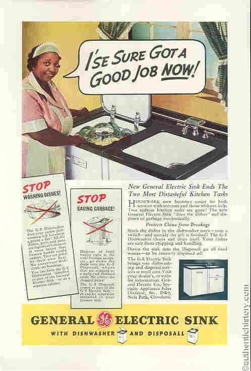 Racist General Electric Ad