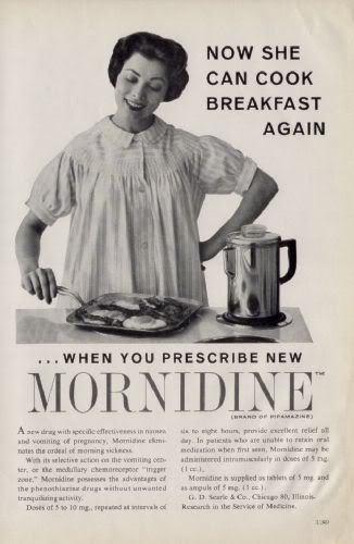 Sexist 50s Advert