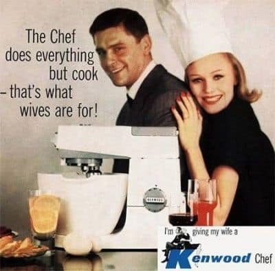 Sexist Wife Ads
