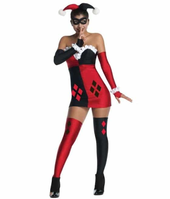 Sexy Harley Quinn Womens Costume