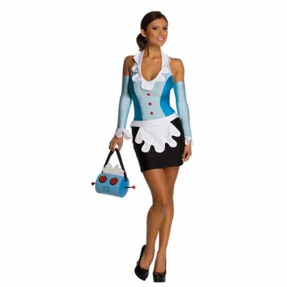 Sexy Jetsons Rosie Maid Costume