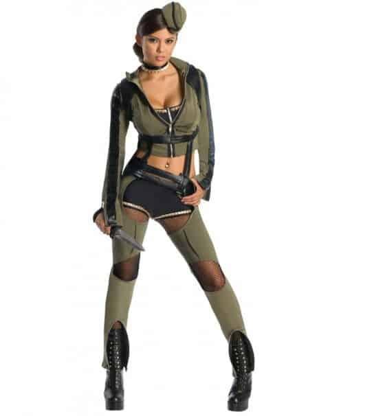 Sexy Sucker Punch Amber costume