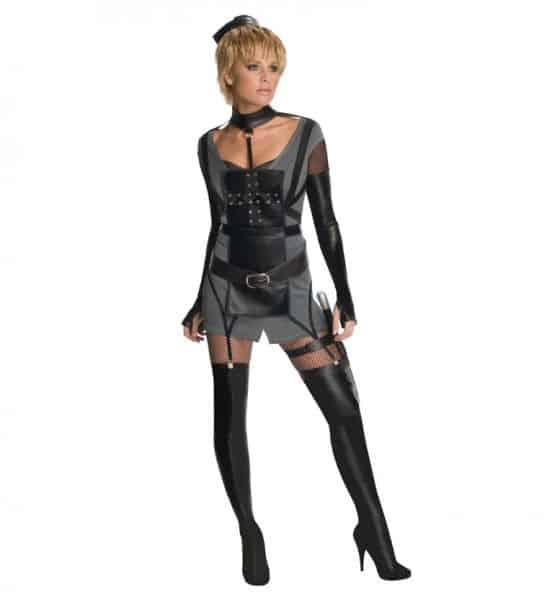 Sexy Sucker Punch Rocket costume