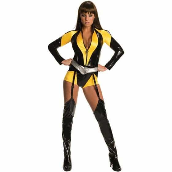 Sexy Watchmen Silk Spectre Costume