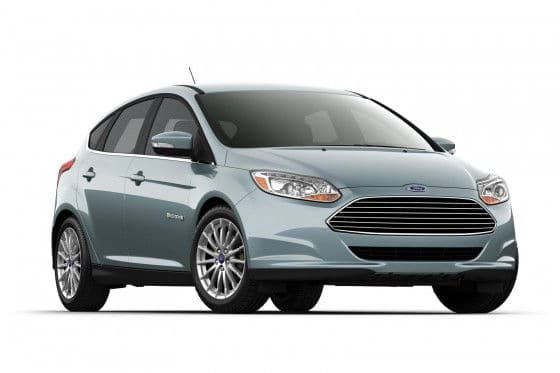 2012 Ford Focus Electric Vehicle