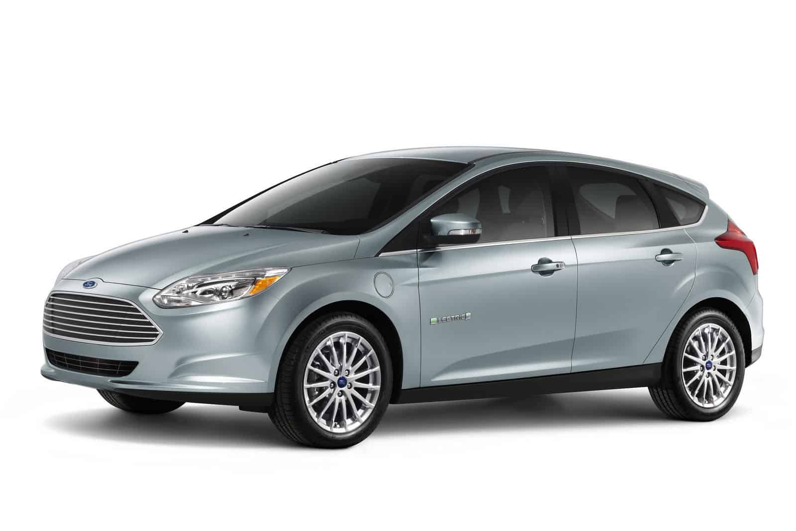 2012 Ford Focus EV