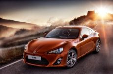 Toyota reveals FT-86 concept as GT-86