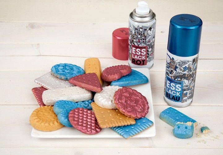 ESSLACK on cookies