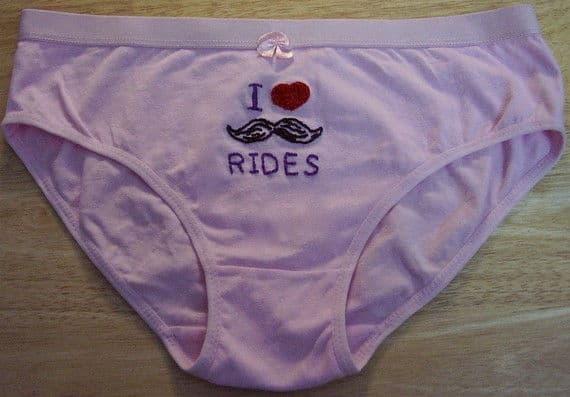 movember girls underwear