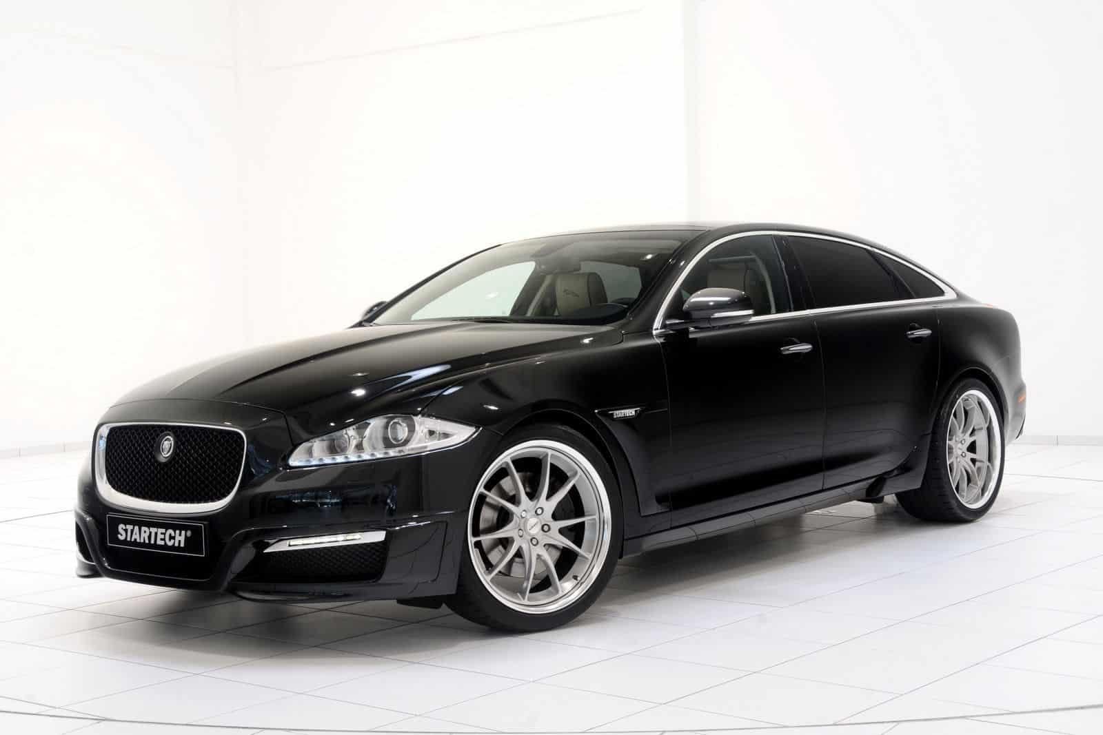 Startech Tuned Jaguar XJL
