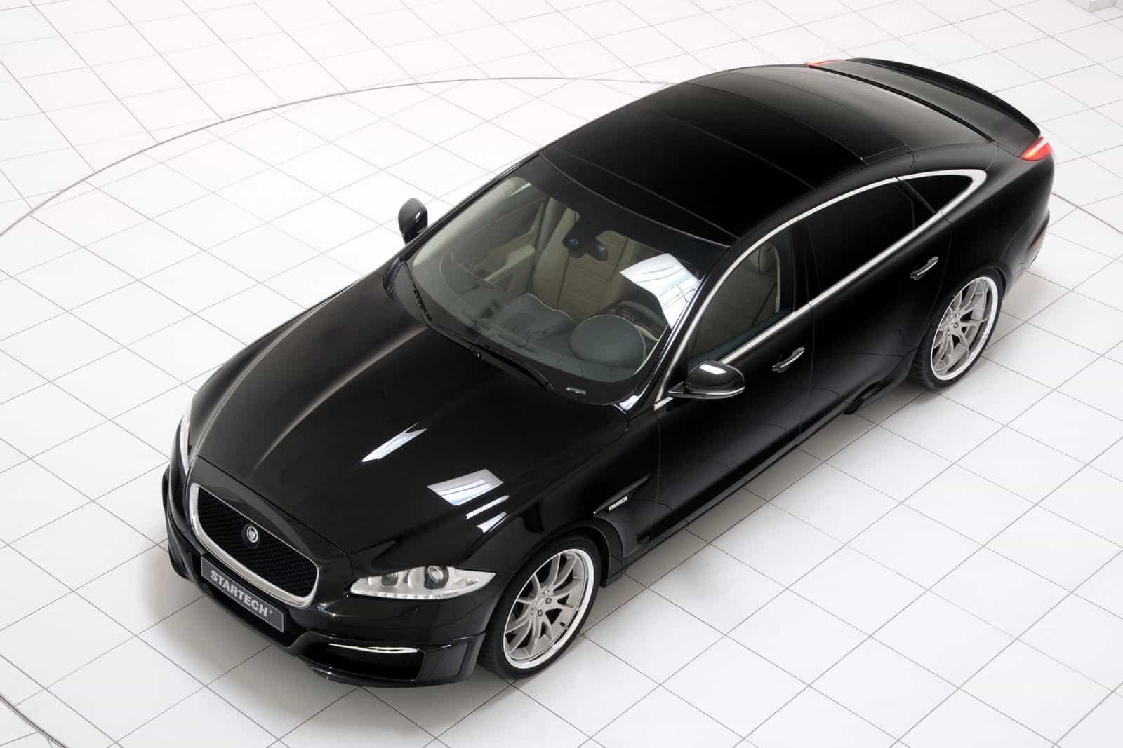 2012 Jaguar XJ tuned by Startech