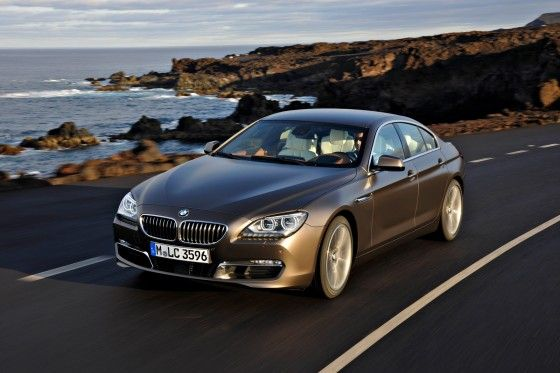 2013 BMW 6 Series Gran Coupe - Unfinished Man