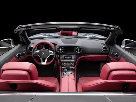 leaked photos of 2013 Mercedes SL550