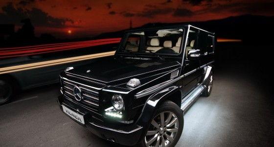 Vilner tuned Mercedes Benz G-Class