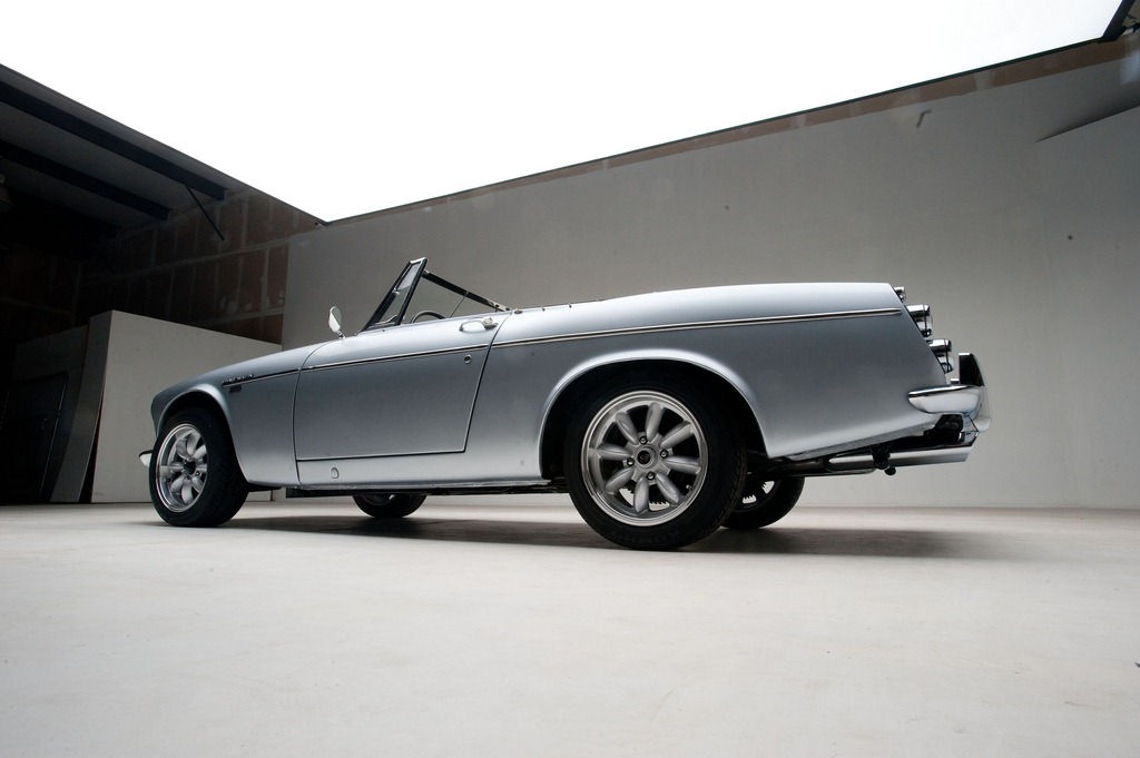 Restored Datsun 2000 Roadster