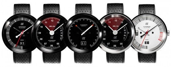 Motoring Watches by Audodromo