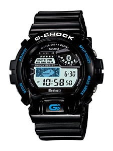 G-Shock GB-6900-1JF black watch