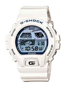 G-Shock GB-6900-7JF white watch