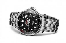 Omega Seamaster 50th Anniversary James Bond watch