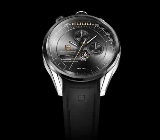 world's fastest mechanical regulator watch