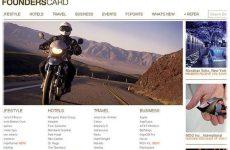 FoundersCard Membership