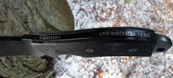 Grayman custom engraving
