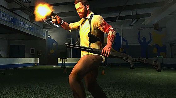 Max Payne 3 Targeting And Weapons Trailer Unfinished Man