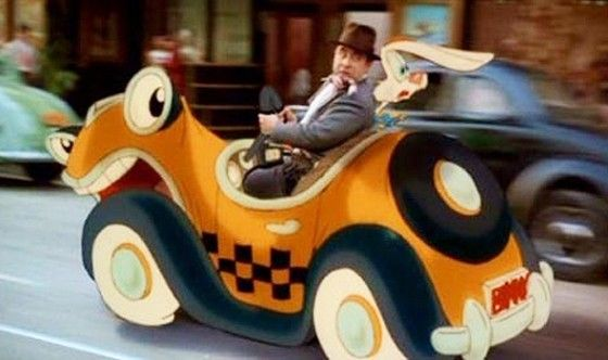 Benny Cab from Roger Rabbit