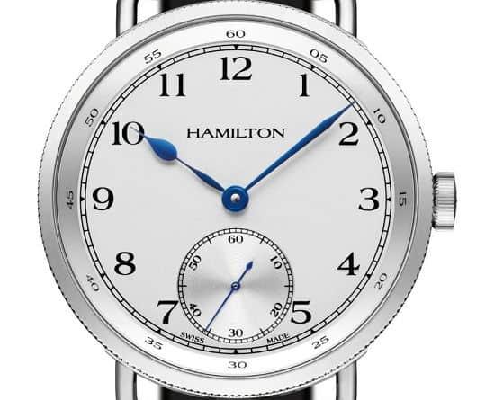 Hamilton Khaki Navy Pioneer 1