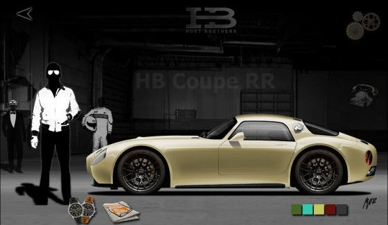Huet Brothers HB Coupe RR