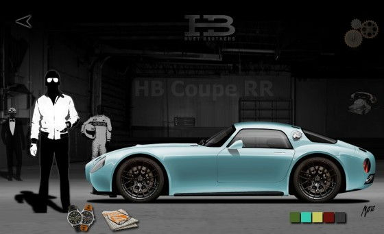 HB Coupe RR