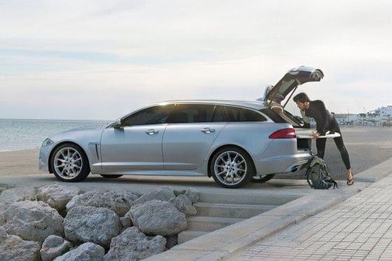 2013 Jaguar XF Sportbrake station wagon