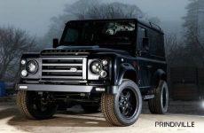 Limited Edition Prindiville Design Land Rover Defender