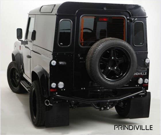 Prindville Land Rover Defender Rear